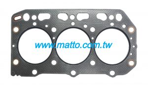 Engine Head Gasket YANMAR 3TN82 129156-01333 (G2008)