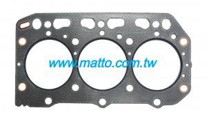 Engine Head Gasket YANMAR 3TN82 129156-01333 (G2008)