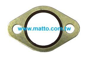 铁烧橡胶垫片/液态弹性垫片垫片卡特彼勒 160-7037(SK130-SR)