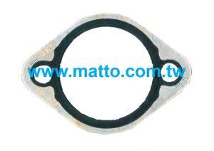 铁烧橡胶垫片/液态弹性垫片垫片卡特彼勒 2348937(SK101-SR)