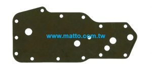 CUMMINS 4BT 6732-51-4432 OIL COOLER GASKET (FK046-NBR)
