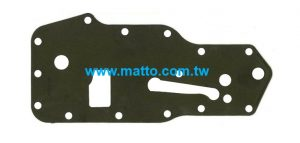 CUMMINS 4BT OIL COOLER GASKET (FK045-NBR)