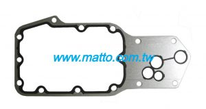 CUMMINS 6BT 4923124 OIL COOLER GASKET (FK044-SR)