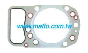 Head Gasket MITSUBISHI S6A2 32501-42300 (62116) for Marine  / Heavy Duty
