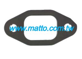 for Cummins 6BT 3929881 exhaust manifold gasket (F3006)
