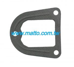 for Cummins NT855 N14 3008591 intake manifold gasket (F4001)