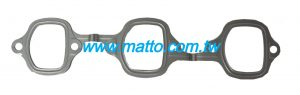 for Hino EM100 17173-1480 exhaust manifold gasket (03007)