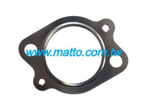 for Hino NO4CT S1710-41880 exhaust manifold gasket (03015)