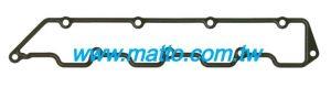 for Komatsu 4D94E 129900-12050 intake manifold gasket (44001)