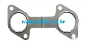 for Komatsu 6D105 6D110 6136-11-5810 exhaust manifold gasket (43004)
