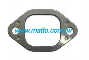 for Komatsu 6D108(9900) 6221-11-5813 exhaust manifold gasket (43001)