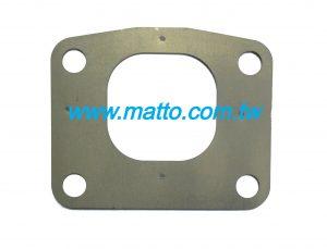 for Komatsu 6D125(N) 6150-13-5811 exhaust manifold gasket (43021)