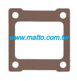 for Komatsu 6D140(9901) intake manifold gasket (44005)