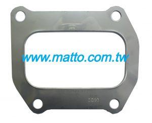for Komatsu 6D170 6162-13-5810 exhaust manifold gasket (43005)