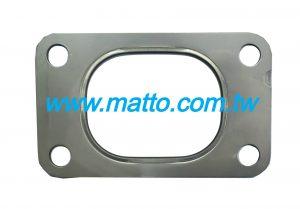 for Komatsu 6D170 6240-11-5820 exhaust manifold gasket (43036)