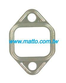 三菱ME013518 4D31 6D31排气歧管垫片(63006)