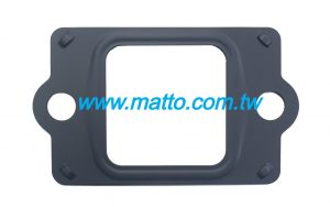 for Mitsubishi ME073957 6M60 exhaust manifold gasket (63068)