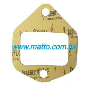 for Mitsubishi ME150051 6D22 intake manifold gasket (640730)