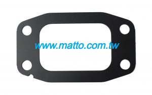 for Mitsubishi ME162903 8M20 8M22 exhaust manifold gasket (63062)