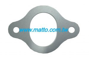 for Nissan 14008-97000 RD10 exhaust manifold gasket (73007)