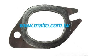 for Volvo 469829 exhaust manifold gasket (P3004)