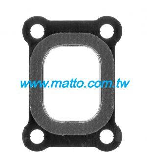 for Volvo D12A exhaust manifold gasket (P3007)
