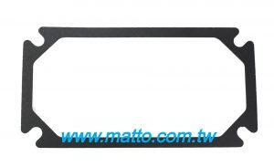 for Volvo TD120 424618 exhaust intake gasket (P4001)