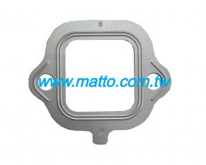 for Yanmar 128610-13201 exhaust manifold gasket (G3001)