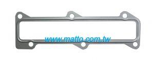 for Yanmar 3TNE84 129001-13110 exhaust manifold gasket (G3005)