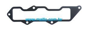 for Yanmar 3TNE84 EN5512 intake manifold gasket (G4002)