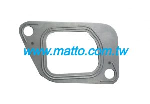 for Yanmar 6HA 126634-13211 exhaust manifold gasket (G3002)
