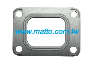 for Yanmar 6KH 126616-13211 exhaust manifold gasket (G3011)