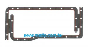 CATERPILLAR 3304 8S1963 OIL PAN GASKET (WEI-H0926-LNA)