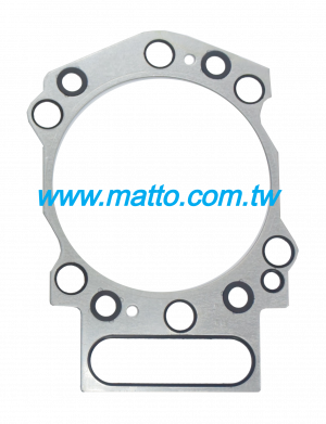 Cylinder Head Gasket CUMMINS KTA19 QSK19 4334080 (F2039)