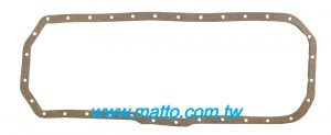 ISUZU 6BD1T 1-11367-096-1 OIL PAN GASKET (87018-COR)