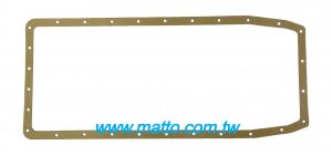 ISUZU 8PC1 8PD1 1-11367-090-0 OIL PAN GASKET (870460-NA)