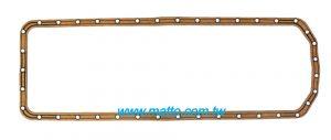 三菱 6D22T 30913-10201 油底壳垫片 (670730-LNA-P4)