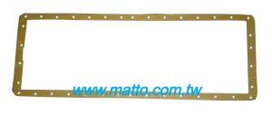 三菱 S6KT 34313-04100 油底壳垫片 (671010-NA)
