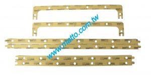 三菱 S6R2 37513-10200 油底壳垫片 (671190-NA)