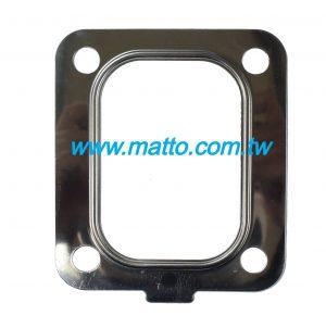 for John Deere R92097 4045D 4045T exhaust manifold gasket (M5001)