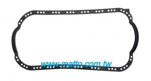 HONDA B16A B18A 11251-PK2-000 OIL PAN GASKET (27011-NBR)
