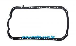 HONDA D16Y5 11251-P2A-004 OIL PAN GASKET (27008-NBR)