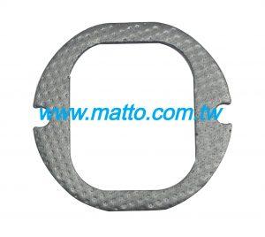 Caterpillar 1299452 Exhaust Manifold Gasket (S3017-G)