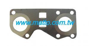 Caterpillar  3126 1548030 Exhaust Manifold Gasket (S3014-G)
