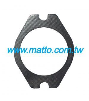 Caterpillar 3406E 3406B 3406C 3406E C15 C16 1384611 Exhaust Manifold Gasket (S3013-G)