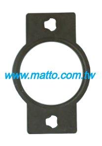 Cummins ISX 3682710 Exhaust Manifold Gasket (FK099-S)