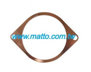 小松 4D105-3 6131-11-5450 管垫片 (45021-CU)