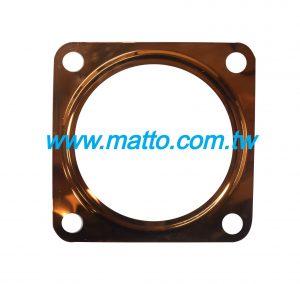 小松 4D120 金属垫片 (45020-CU)