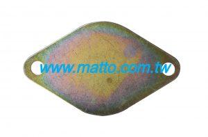 Komatsu 4D120(9901) Steel Gasket (4K042-S)