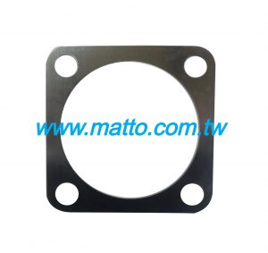 Komatsu 6D105 SAA6D140E Steel Gasket (45027-S)